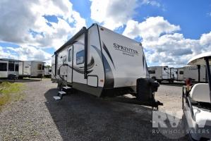 2017 Sprinter Campfire 26RB by Keystone RV