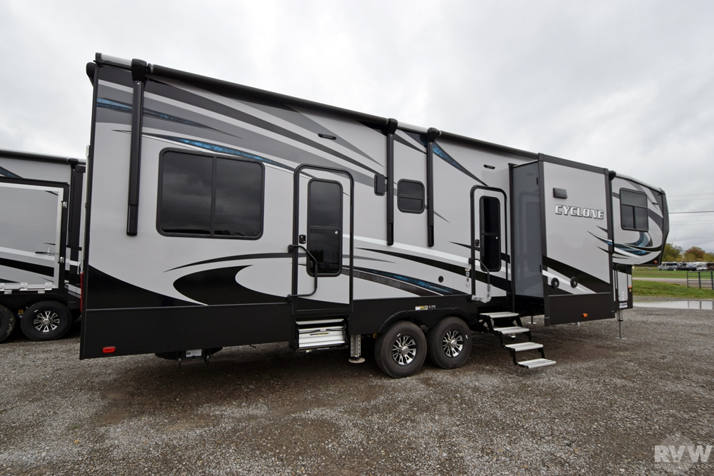 Fantastic 2015 Forester 3011DS Class C Motorhome By Forest River VIN  A01825 At