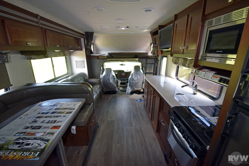 Click here to see the New 2018 Forester 3011DS Class C Motorhome by Forest River at RVWholesalers.com