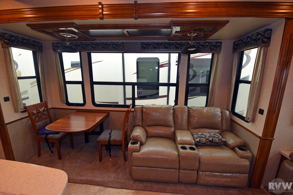 Click here to see the New 2017 Bighorn 3160EL Fifth Wheel by Heartland RV at RVWholesalers.com