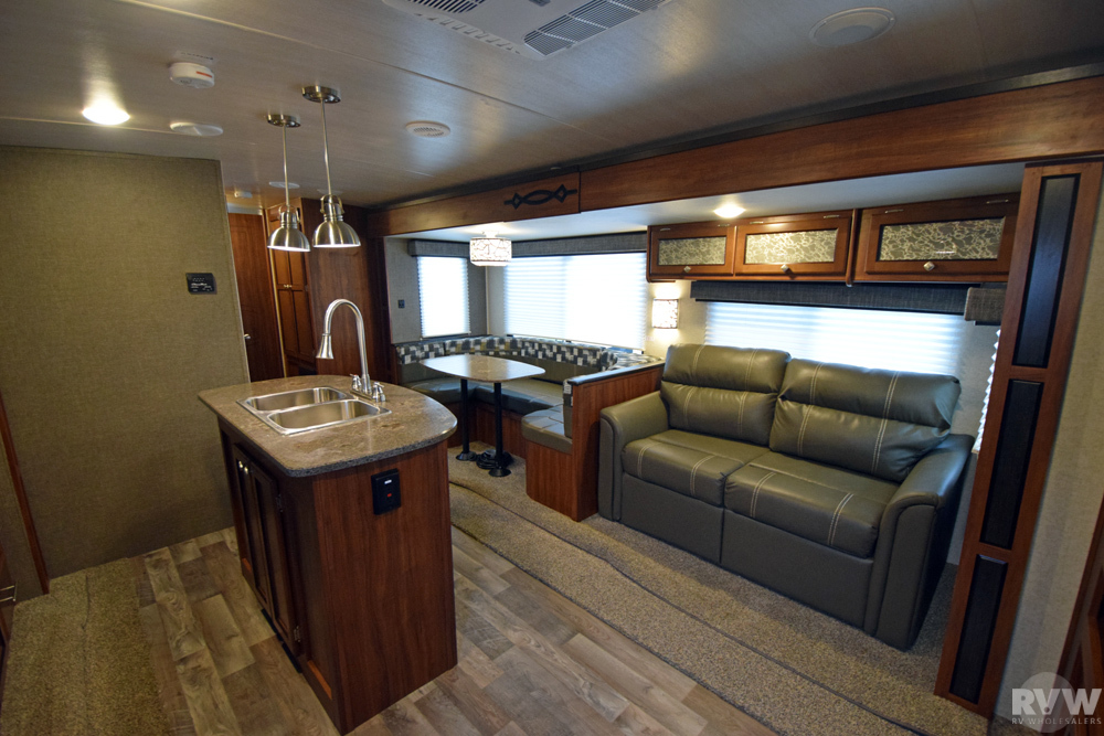 Click here to see the New 2017 Wilderness 3250BS Travel Trailer by Heartland RV at RVWholesalers.com