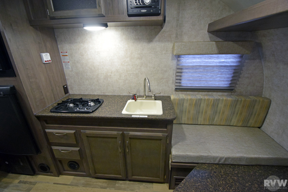 Click here to see the New 2017 Winnie Drop 1710 Travel Trailer by Winnebago at RVWholesalers.com