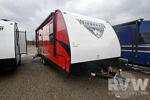 2017 Winnebago Minnie 2250DS by Winnebago