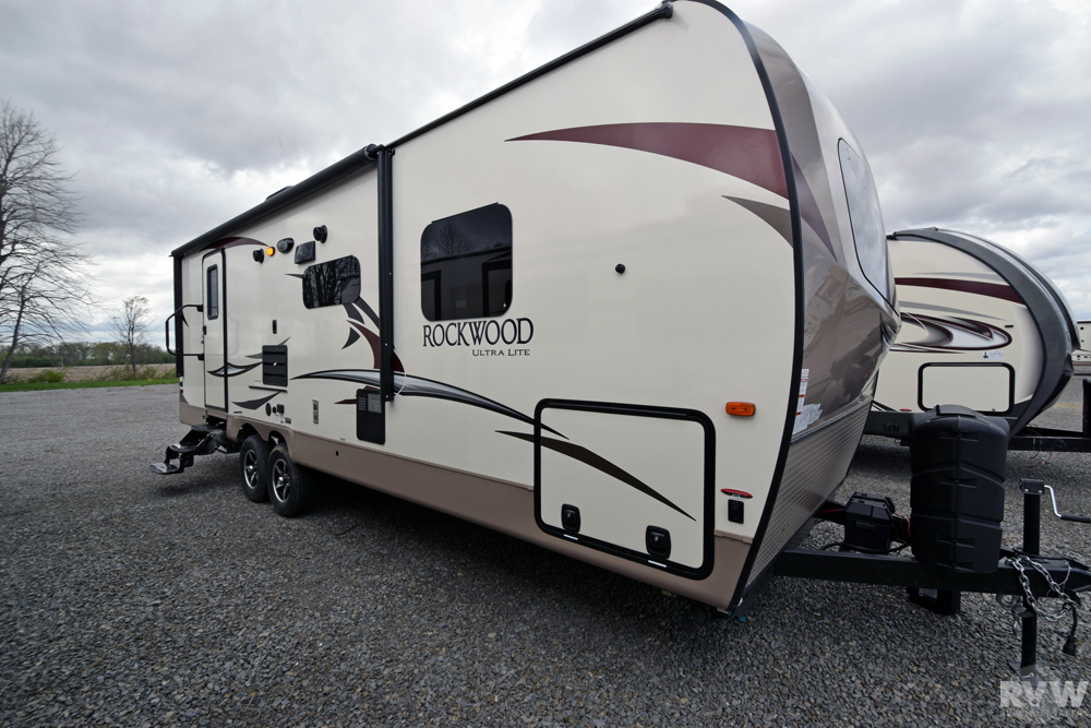 Canadian Travel Trailer Values