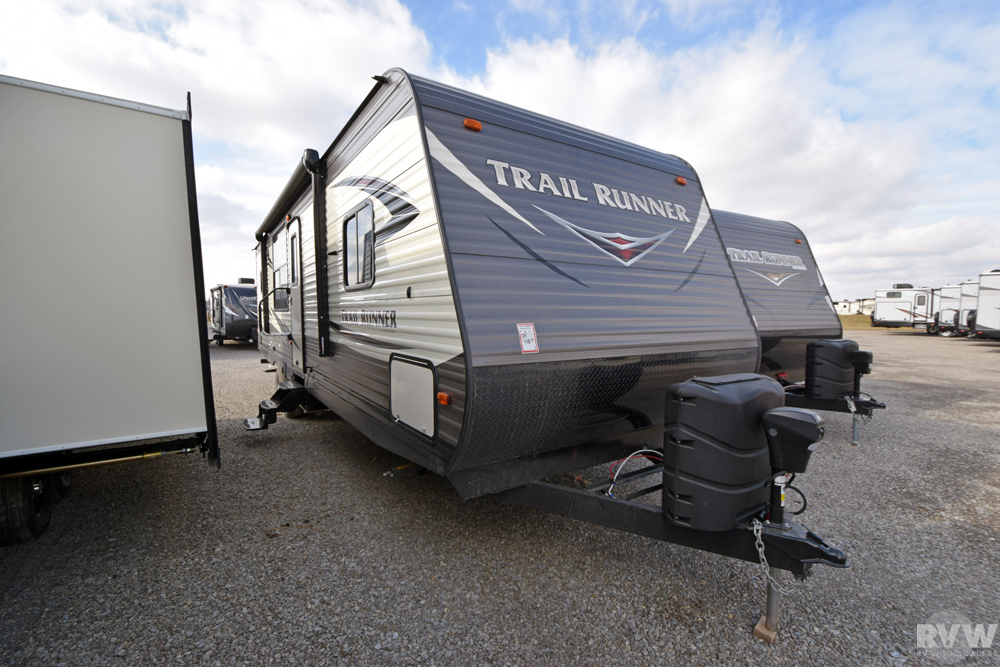 Click here to see the New 2017 Trail Runner 27RKS Travel Trailer by Heartland RV at RVWholesalers.com