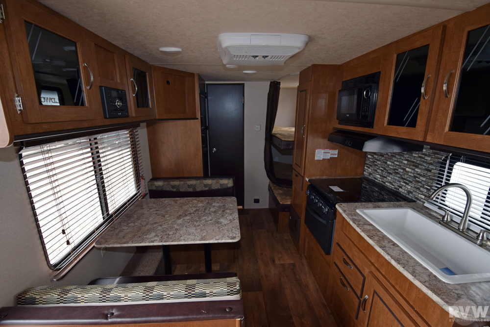 Click here to see the New 2017 Wildwood XLite 201BHXL Travel Trailer by Forest River at RVWholesalers.com