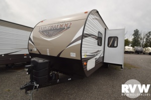 2018 Wildwood 28CKDS by Forest River