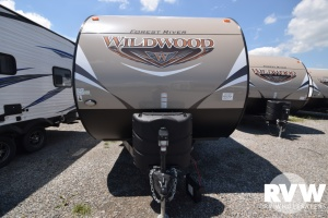 2018 Wildwood 30KQBSS by Forest River