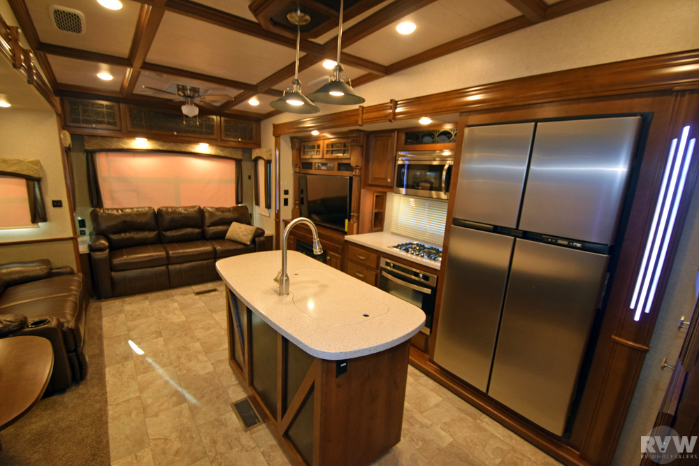 Click here to see the New 2017 Bighorn 3270RS Fifth Wheel by Heartland RV at RVNation.us