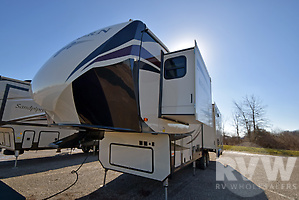 2017 Bighorn 3270RS by Heartland RV