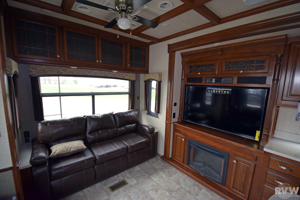 Click here to see the New 2017 Bighorn 3870FB Fifth Wheel by Heartland RV at RVNation.us