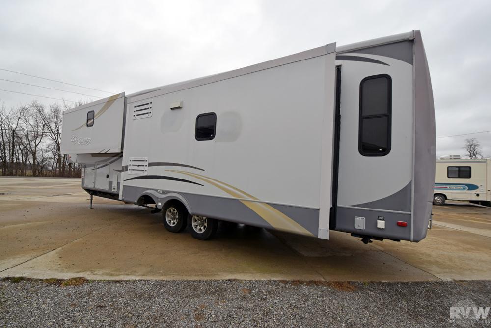 2012 Heartland Rv Big Country 3450ts Fifth Wheel The
