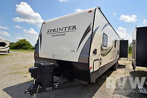 2018 Sprinter Campfire 33BH by Keystone RV
