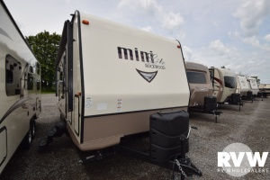 2018 Rockwood Mini Lite 2507S by Forest River