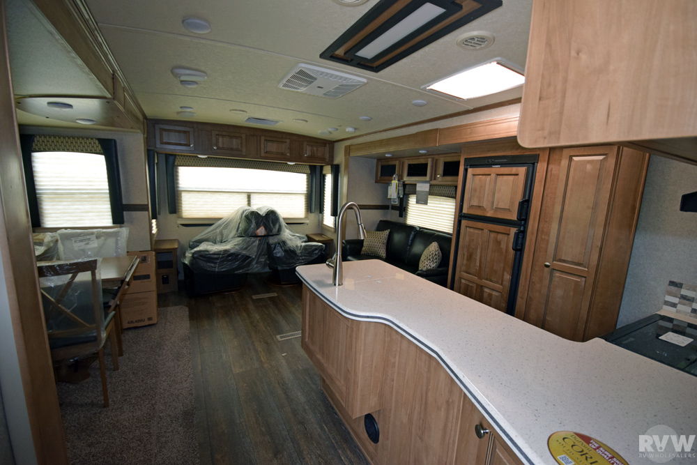 Click here to see the New 2018 Rockwood Windjammer 3029W Travel Trailer by Forest River at RVWholesalers.com