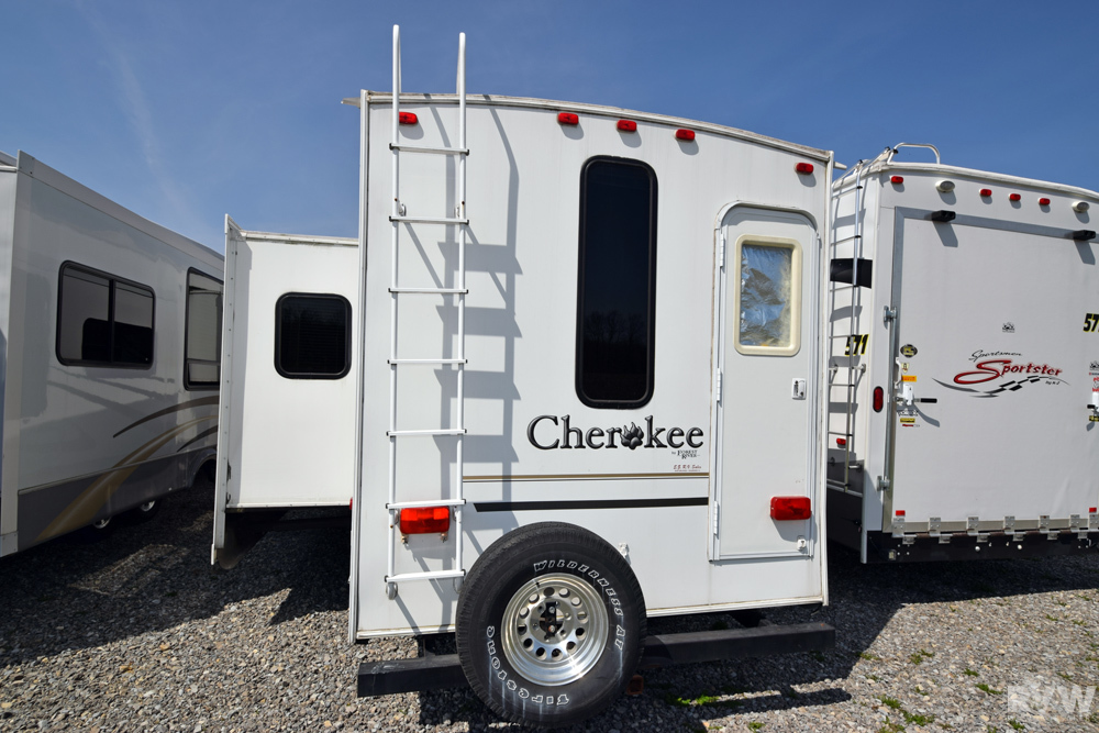 2005 Forest River Cherokee 305b Fifth Wheel The Real