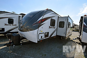 2018 North Trail 26DBSS by Heartland RV