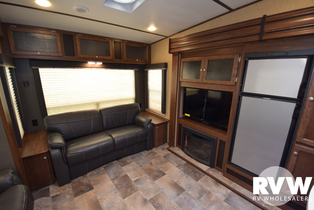 Click here to see the New 2018 Sprinter 357FWLFT Fifth Wheel by Keystone RV at RVWholesalers.com