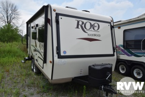 2018 Rockwood Roo 19 by Forest River