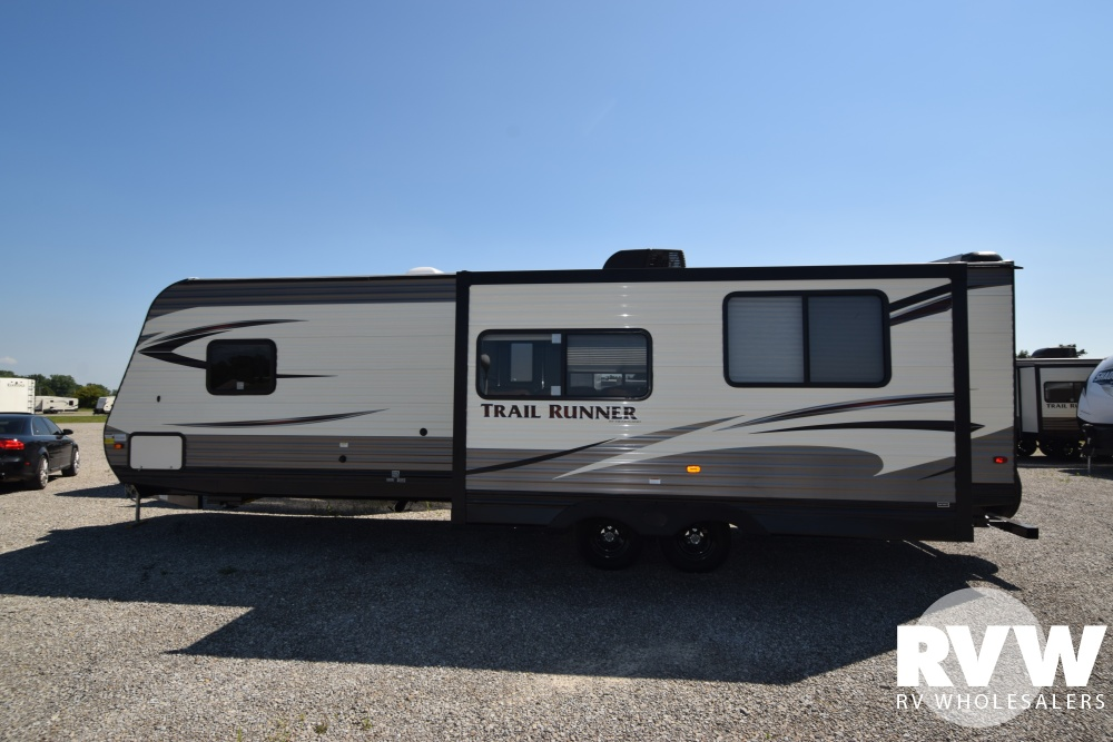 Click here to see the New 2018 Trail Runner 27RKS Travel Trailer by Heartland RV at RVWholesalers.com