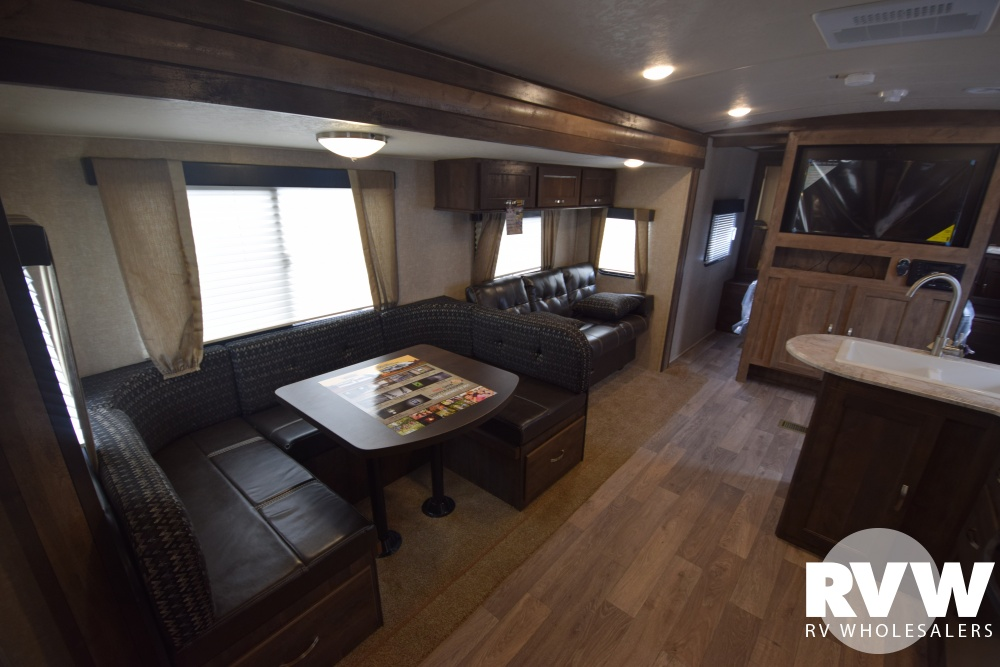 Click here to see the New 2018 Vibe 272BHS Travel Trailer by Forest River at RVNation.us
