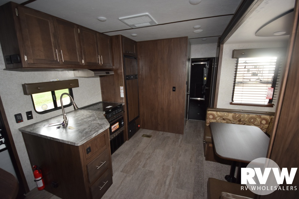 Click here to see the New 2018 XLR Boost 29QBS Toy Hauler Travel Trailer by Forest River at RVWholesalers.com