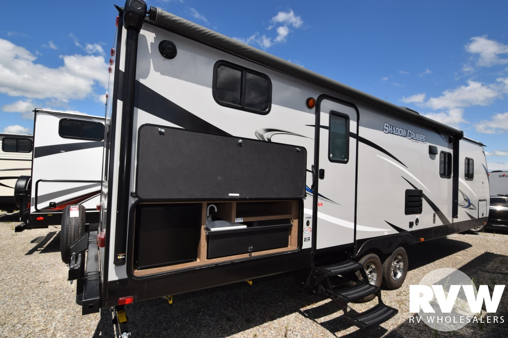 Click here to see the New 2018 Shadow Cruiser 277BHS Travel Trailer by Cruiser RV at RVWholesalers.com