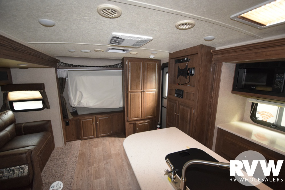 Click here to see the New 2018 Rockwood Roo 23IKSS Hybrid Camper by Forest River at RVWholesalers.com