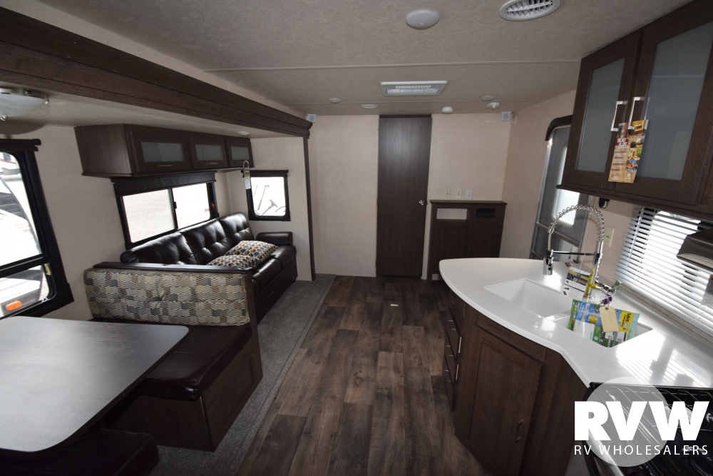 Click here to see the New 2018 Wildwood 36BHBS Travel Trailer by Forest River at RVNation.us