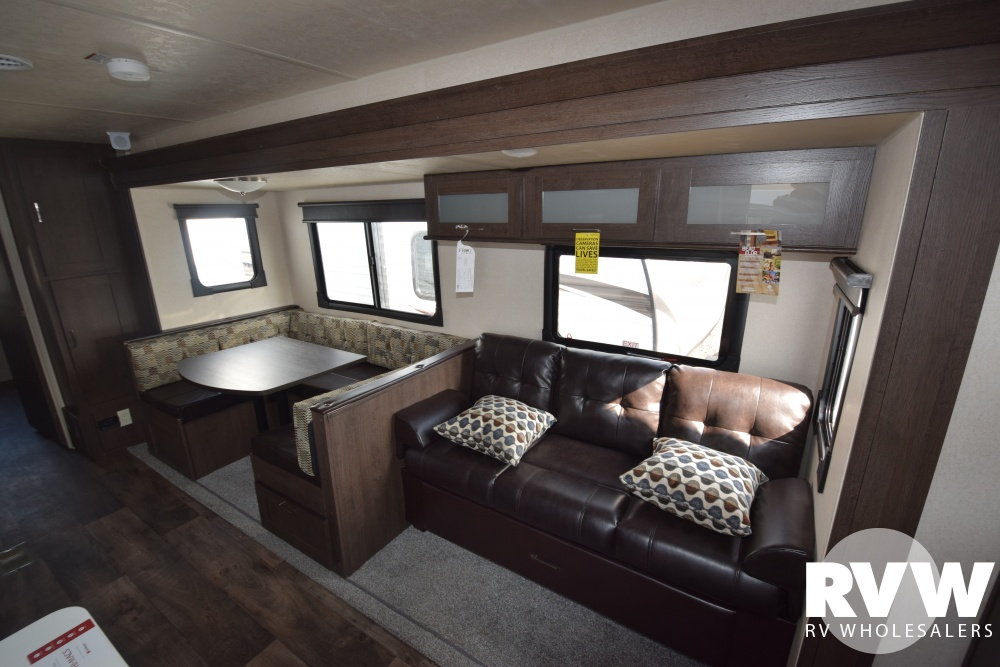 Click here to see the New 2018 Wildwood 28CKDS Travel Trailer by Forest River at RVNation.us