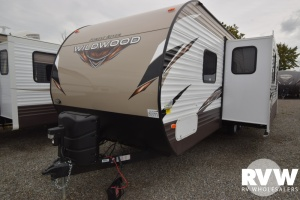 2018 Wildwood 27DBK by Forest River