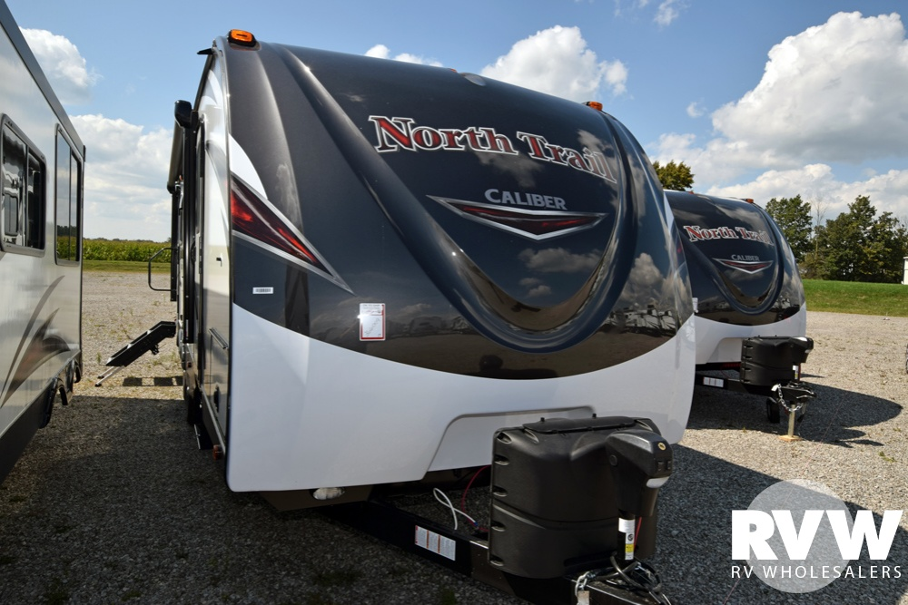 Click here to see the New 2018 North Trail 26LRSS Travel Trailer by Heartland RV at RVNation.us