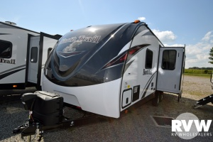 2018 North Trail 26LRSS by Heartland RV