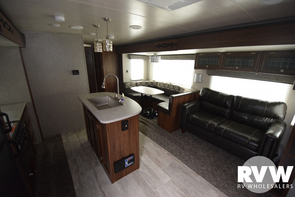 Click here to see the New 2018 Wilderness 3250BS Travel Trailer by Heartland RV at RVNation.us