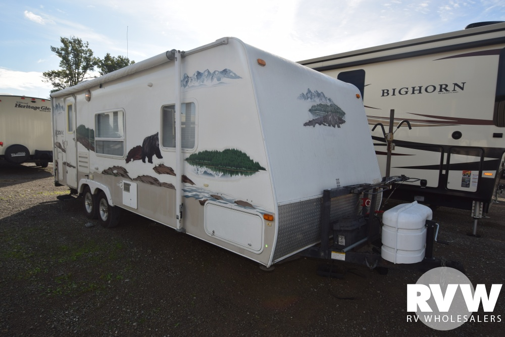 2007 Dutchmen Kodiak 24RBSL Travel Trailer | The Real