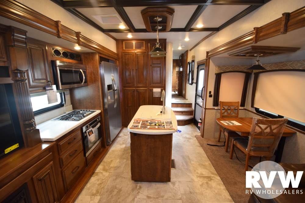 Click here to see the New 2018 Bighorn 3270RS Fifth Wheel by Heartland RV at RVWholesalers.com