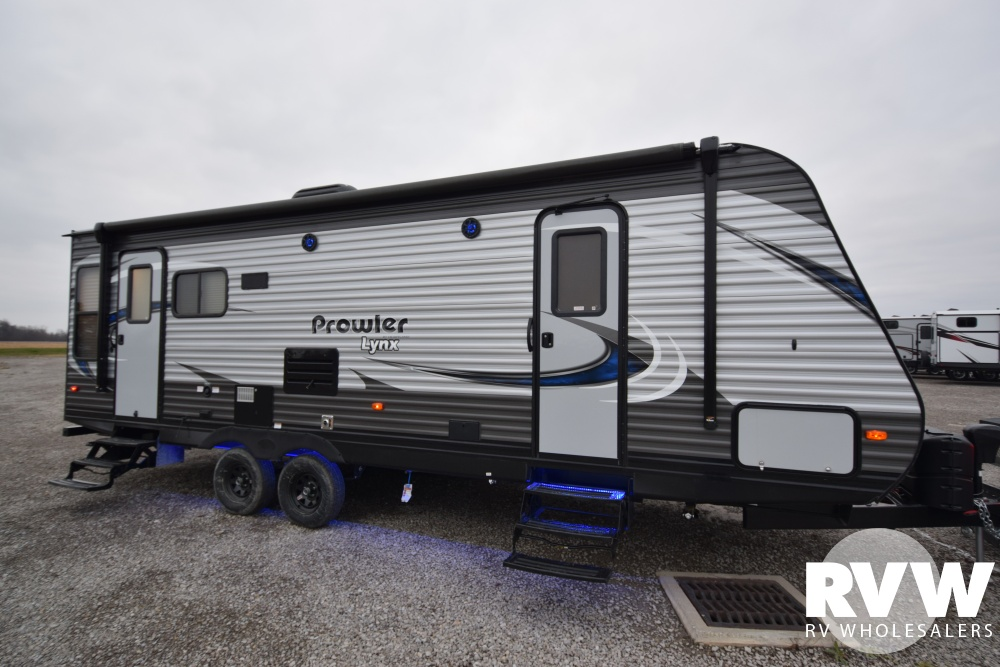 Click here to see the New 2018 Prowler Lynx 255LX Travel Trailer by Heartland RV at RVWholesalers.com