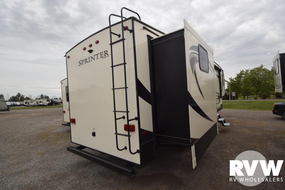 2018 Keystone RV Sprinter 293FWBHS Fifth Wheel