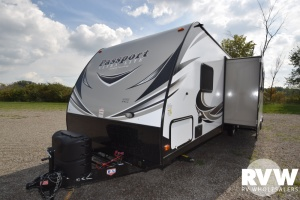 2018 Passport GT 3220BH by Keystone RV
