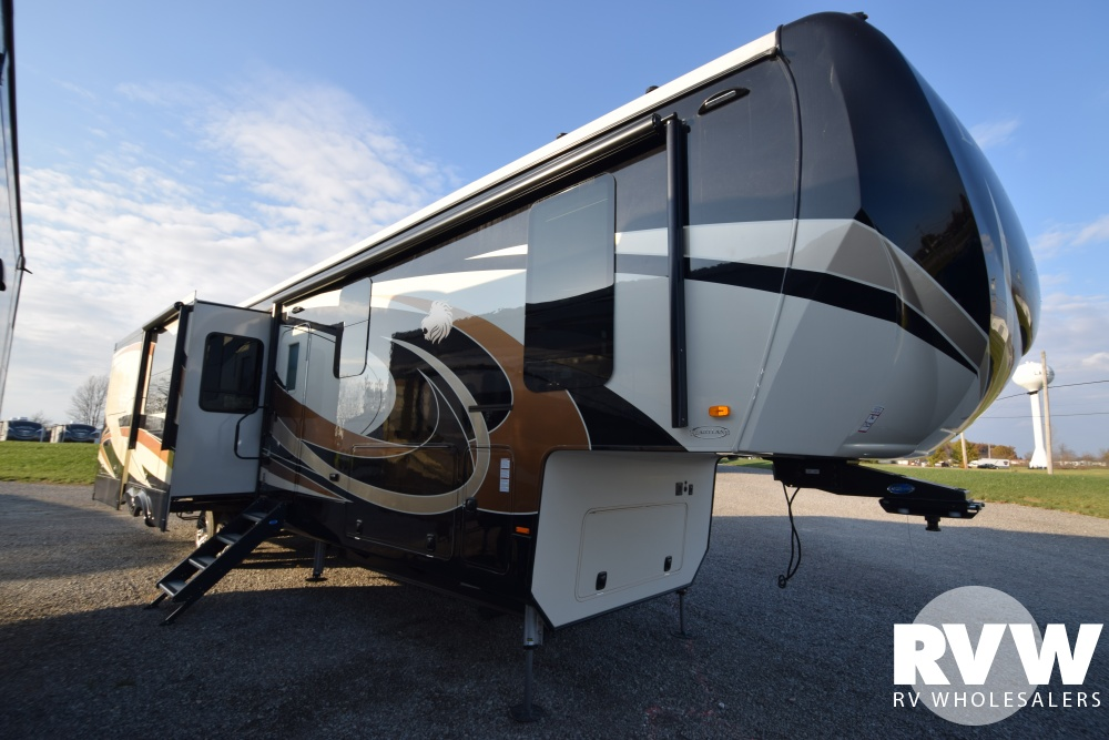 Click here to see the New 2018 Landmark 365 Charleston Fifth Wheel by Heartland RV at RVWholesalers.com