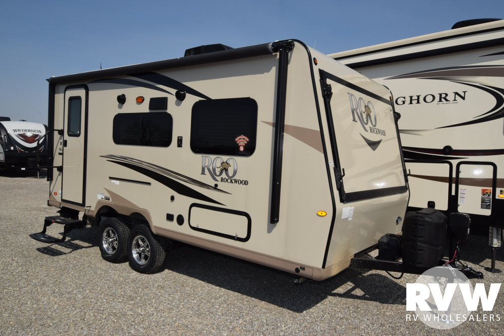 New 2018 Forest River Rockwood Roo 19   #156422   Ohio RV ...