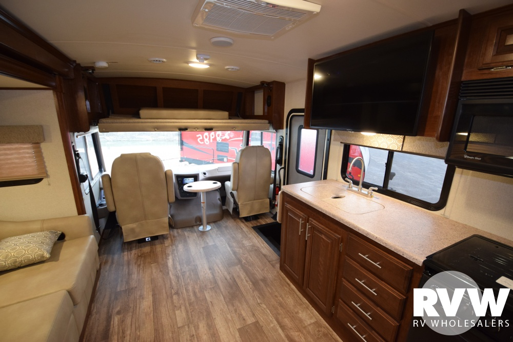 Click here to see the New 2018 FR3 30DS Class A Motorhome by Forest River at RVWholesalers.com