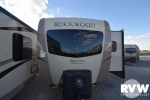 2018 Rockwood Signature Ultra Lite 8329SS by Forest River