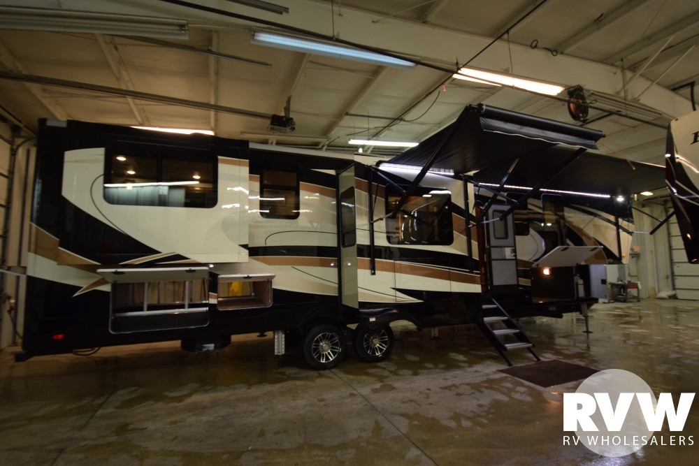 Click here to see the New 2018 Landmark 365 Phoenix Fifth Wheel by Heartland RV at RVWholesalers.com