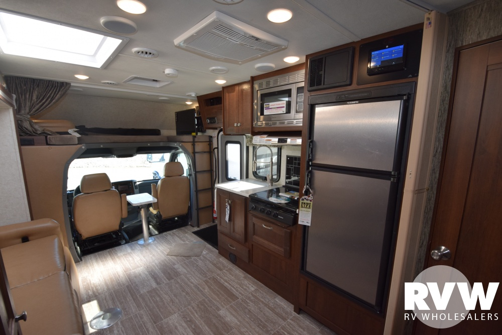 Click here to see the New 2018 Forester MBS 2401W Class C Motorhome by Forest River at RVWholesalers.com