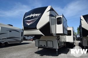 2018 Sandpiper 383RBLOK by Forest River
