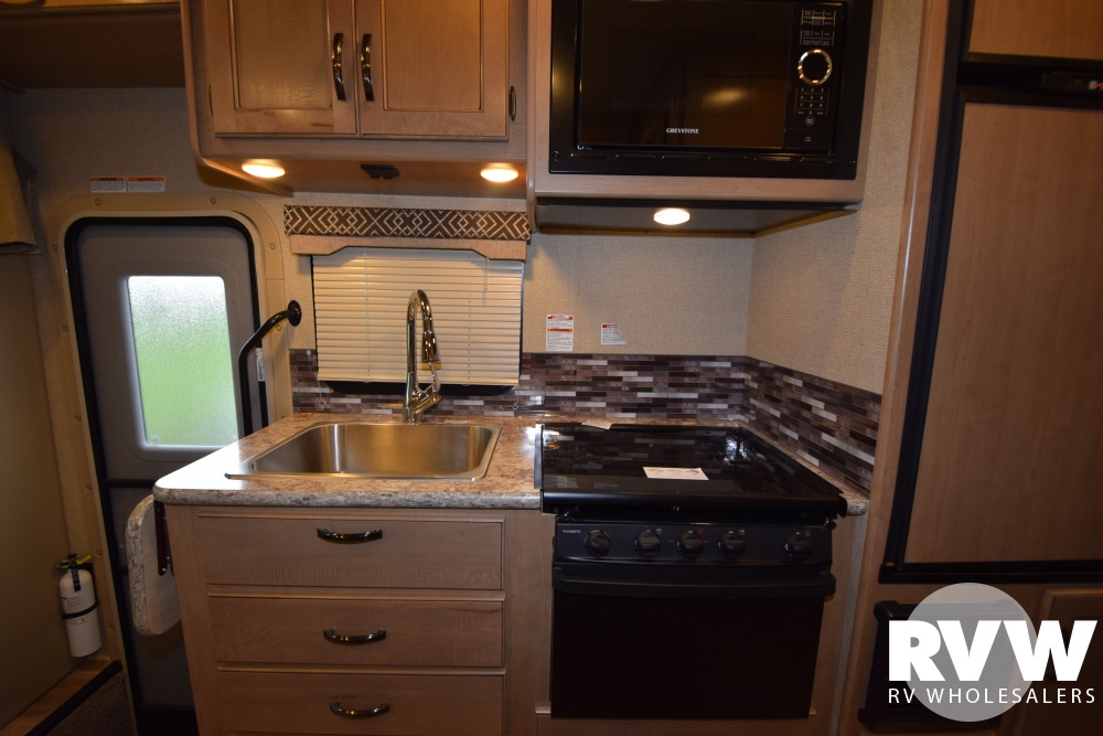Click here to see the New 2018 Four Winds 22B Class C Motorhome by Thor Motor Coach at RVWholesalers.com