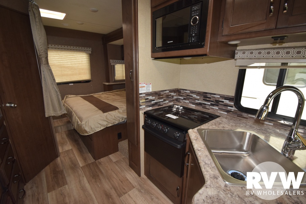 Click here to see the New 2018 Four Winds 26B Class C Motorhome by Thor Motor Coach at RVWholesalers.com