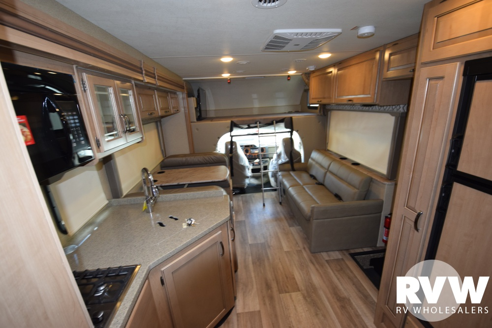 Click here to see the New 2018 Four Winds 31E Class C Motorhome by Thor Motor Coach at RVWholesalers.com