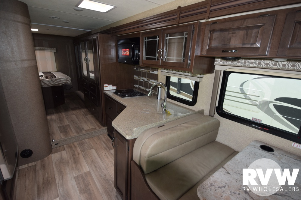 Click here to see the New 2018 Four Winds 31W Class C Motorhome by Thor Motor Coach at RVWholesalers.com